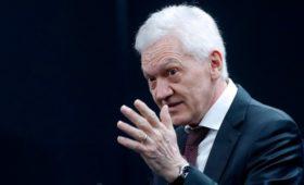Тимченко построит культурные центры за ₽120 млрд вместо Ротенберга