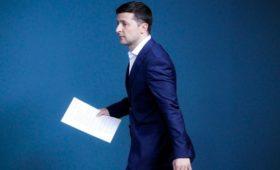Зеленский подписал указ о неотложных мерах в украинской экономике