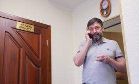 Киселев анонсировал прибытие Вышинского в Москву