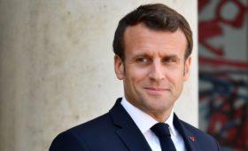 МИД Франции подтвердил планы Макрона приехать в Москву на 75-летие Победы