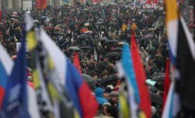 В Москве начался митинг в защиту фигурантов дел о протестах