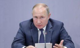 Путин потребовал исправить ошибки в импортозамещении в оборонке