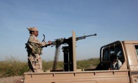 Арабская коалиция провела военную операцию в Йемене после атаки дронов
