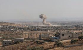 СМИ сообщили о гибели в Сирии троих российских военнослужащих