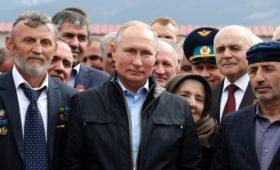 Путин исключил появление «какого-то слюнтяя» на посту президента России