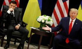 Трамп назвал прогресс в отношениях с Россией заслугой Зеленского