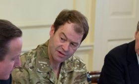 Британский генерал предупредил об угрозе новой «Большой игры» с Россией