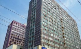 «Тринфико» продала бизнес-центр со штаб-квартирами Michelin и Shell
