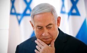 Экзитполы показали отставание партии Нетаньяху от основного конкурента