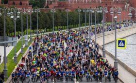 Медведев запустил в России эксперимент по маркировке велосипедов