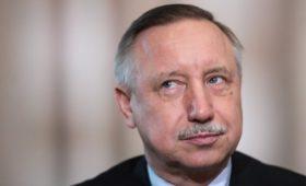 Беглов упрочил лидерство после подсчета 90% протоколов