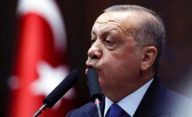 Эрдоган ответил Трампу на призыв не быть дураком