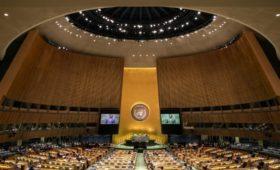 Два комитета ООН приостановили работу из-за проблем с визами США