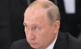 Путину доложили о прорыве дамбы в Красноярском крае