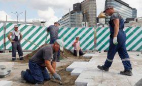 Власти Москвы выделят рекордную сумму на программу «Моя улица»