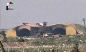 Американцы разбомбили свою авиабазу в Сирии