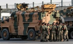В Турции сообщили детали операции по уничтожению аль-Багдади
