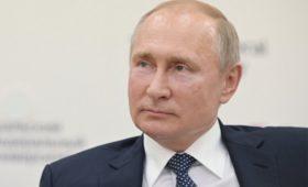 В Петербурге показали характеристику КГБ на Путина