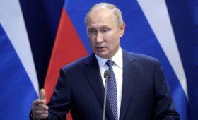 Путин оценил возможности Зеленского «справиться» с националистами