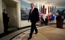 Трамп сообщил о помощи России в уничтожении лидера ИГ