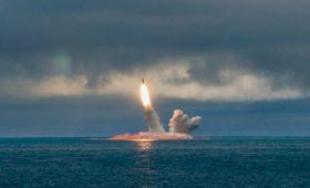 Минобороны анонсировало учения с пусками крылатых и баллистических ракет