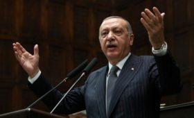 Эрдоган ответил назвавшему операцию в Сирии «плохой идеей» Трампу