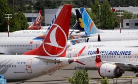 WSJ узнала об обмане старшего пилота Boeing о самолете 737 MAX
