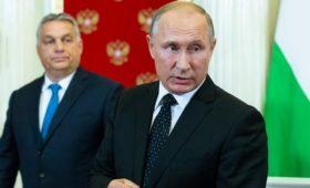 СМИ узнали о влиянии Путина и Орбана на отношение Трампа к Украине