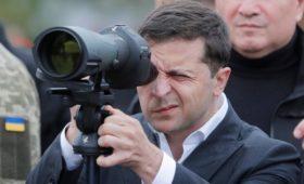 Зеленский назвал ситуацию с Крымом и Донбассом шоковой терапией