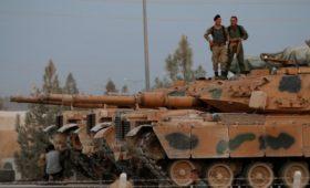 Турция объяснила обстрел позиций около поста США в Сирии
