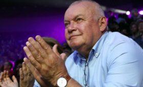 Телеведущий Дмитрий Киселев возглавил Союз виноделов России