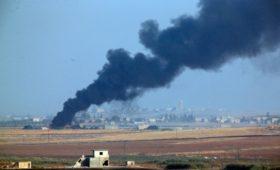 Военная операция Турции в Сирии. Главное