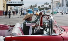 На Кубе во время визита Медведева откроют станцию ГЛОНАСС