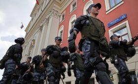 СМИ узнали детали исков столичного управления МВД к оппозиционерам