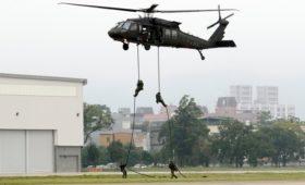 Литва решила закупить «Черные ястребы» на замену Ми-8