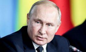 Путин пошутил по поводу места России в рейтинге Doing Business