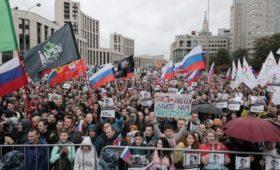 Как в ПАСЕ обсуждали московские протестные акции