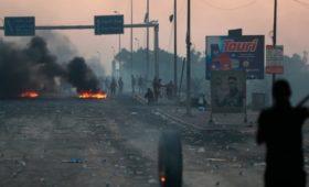 МВД Ирака сообщило о гибели 104 человек в ходе протестов