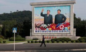 В КНДР сообщили о запуске новейшей ракеты с подводной лодки