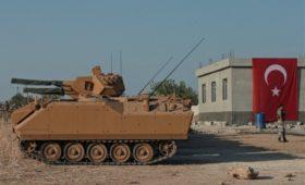 США ввели санкции против Минобороны и Минэнерго Турции
