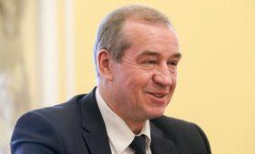 Иркутский губернатор предложил поднять свой оклад на 44%