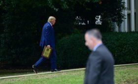 Трамп упал в списке Forbes на 16 позиций