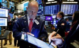 Мировые биржи закрылись крупнейшим падением за последние месяцы