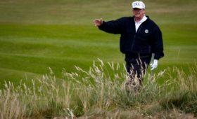 Белый дом счел допустимым позвать Путина в гольф-клуб Трампа на саммит G7