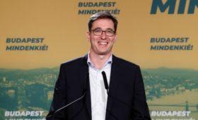 Венгерская оппозиция одержала победу в борьбе за Будапешт