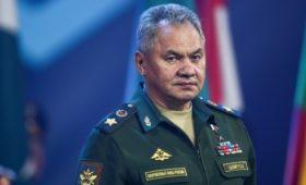 Шойгу обвинил Запад в попытках поссорить Белоруссию с Россией