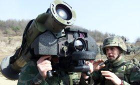 Госдеп одобрил продажу Украине комплексов Javelin почти на $40 млн
