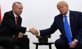 CNN узнала о письме Трампа с призывом Эрдогану не оказаться дьяволом