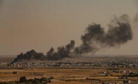 США нанесли ракетный удар по брошенному в Сирии снаряжению