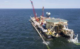 «Газпром» подорожал после разрешения Дании строить «Северный поток-2»